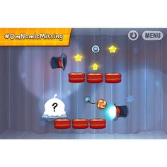 Cut the Rope 2 is coming on December 19th! Check out http://cuttherope.net/cuttherope2 for details #omnomismissing #cuttherope2