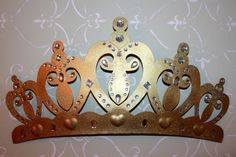 A LA VENTA Corona de princesa bebé cama dosel por RusticDeer