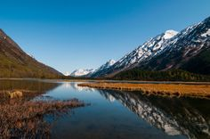 Lake in the Valley by Stephen Smith on 500px