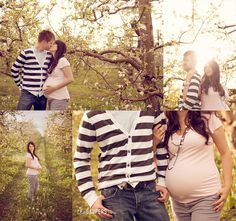 Cute maternity photo ideas.
