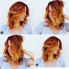 "4,826 Likes, 55 Comments - Hair Color 🌹 Blogger 🤠 Boston (@imallaboutdahair) on Instagram: ""This color is just on fire 🔥🔥🔥⛄ by @anggalinetti"""