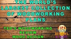The worlds largest collection of woodworking plans