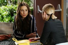 BuddyTV Slideshow | 'Pretty Little Liars' Episode 6.5 Photos: Emily and Sara Grow Closer