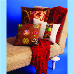 Who doesn't need more throw pillows? Find all the how-tos at sewnews.com!