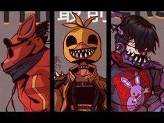 Arte Copic, Fnaf Drawings, Anime Fnaf, Sister Location, Speed Paint, Cartoon Art Styles, Cute Anime Boy, Five Nights At Freddy's, In This World