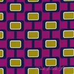 Michael Miller Fabrics Mod Girls Madison Jewel [MM-CX5906-Jewel] - $7.95 : Pink Chalk Fabrics is your online source for modern quilting cottons and sewing patterns., Cloth, Pattern + Tool for Modern Sewists