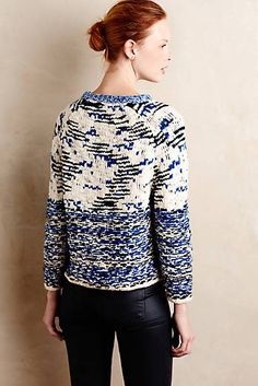 Virginia Marled Pullover
