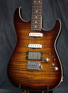 Tom Anderson Guitar Works DropTop S-Family Guitar http://www.area22guitars.com/electric-guitars/tom-anderson-guitarworks/tom-anderson-guitar-works-droptop-s-family-guitar.html