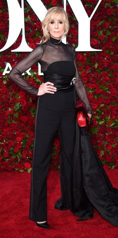 See Photos from the 2016 Tony Awards Red Carpet! - Judith Light from InStyle.com