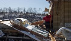Tri-State Area (Ohio, Kentucky, Indiana Tornadoes) - 2012 Disaster Relief