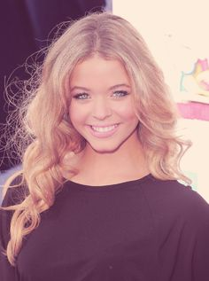 Sasha Pieterse SHES SO PRETTY! I  feel like we have the same facial shape and eye color :)