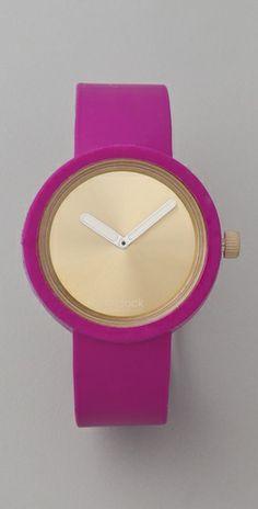 O'Clock Gold Face Watch - NEW favorite watch! https://www.etsy.com/shop/MyselfJewellery