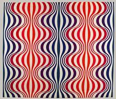 "Verner Panton: ""Mira-Spectrum"" textile (2001.405.2) | Heilbrunn Timeline of Art History | The Metropolitan Museum of Art"