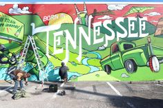 Looking for gorgeous Nashville murals to serve as your photo backdrops. Check out the best street art in East Nashville, 12 South, the Gulch and beyond. Nashville Murals, Best Street Art, Camels, Photography Backdrops, Amazing Photography, Wall Murals, Tennessee, Indoor Outdoor, Places To Go