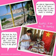 ★ Moon's Vietnamese Kitchen, Vineleaf Pissouri, 13 July ★ #vietnamese #moonsvietkitchen #pissouri #vineleaf https://plus.google.com/+PissouribayCyp/posts/RdmHryPd1N1