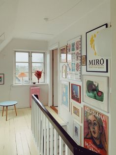 7 Gallery Walls For Every Room – And A Fail-Safe Way To Hang Art! (my scandinavian home) 7 Gallery Walls For Every Room – And A Fail-Safe Way To Hang Art! Decoration Inspiration, Room Inspiration, Home And Living, Home And Family, Interior Design Minimalist, Danish Interior Design, Scandinavian Home, Bedroom Decor, Kids Bedroom