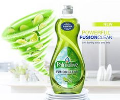 Tough on grease, soft on hands. Whether you're cleaning a stove-top or oven-baked dishes, there's a Palmolive® Dishwashing Liquid that's right for you. Creative Poster Design, Ads Creative, Dishwasher Detergent, Laundry Detergent, Ad Design, Label Design, Design Ideas, Plastic Bottle Design, Ikea Kitchen Storage