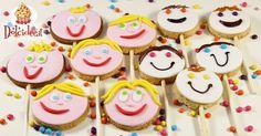 Biscotti su stecco per bambini