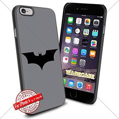 Batman Logo WADE7473 iPhone 6 4.7 inch Case Protection Black Rubber Cover Protector WADE CASE http://www.amazon.com/dp/B015AKOKFK/ref=cm_sw_r_pi_dp_PhyFwb1PDXP66