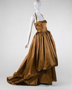 Dolce & Gabbana  (Italian, founded 1982)  Date: 1996 Culture: Italian Medium: silk, synthetics