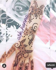 Mhndi Design, Hand Henna, Mehndi, Hand Tattoos, Henna, Hennas