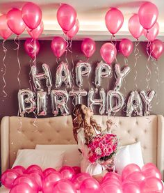 erasyytghj - 0 results for birthday decorations Birthday Girl Pictures, Birthday Ideas For Her, Birthday Goals, 18th Birthday Party, Pink Birthday, Birthday Balloons, Hotel Birthday Parties, Birthday Cake, Birthday Room Decorations