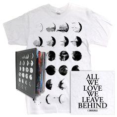 Converge - All We Love Bundle - Deluxe CD & Tee