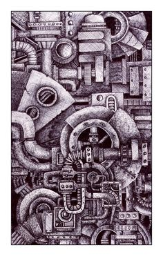 Mechanication by Itsuo on DeviantArt