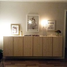 Ikea 'Ivar' cabinets @frukallmer