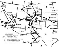 Map Of Jade Helm Underground Tunnel Network Throughout The US - Map of underground tunnels in the us