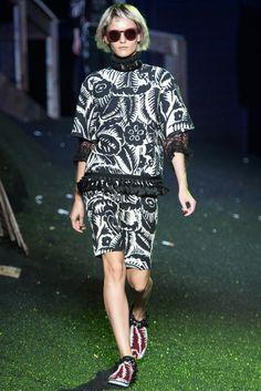 Marc Jacobs Spring 2014 Ready-to-Wear Fashion Show - Katya Riabinkina