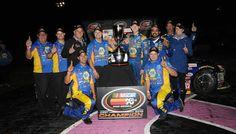 NASCAR Race Mom: Todd Gilliland Breaks #NASCAR Records to a Champio...