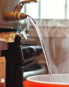 Mashing methods for making #homebrew beer.