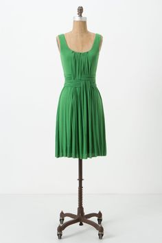 Under And Over Dress -- my favorite color!! plus the shape would look good on me. Would need cute sweater, though.