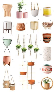 Our Favorite Pots and Planters - A Beautiful Mess