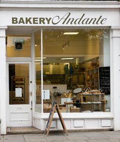 Bakery Andante, Morningside