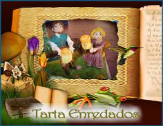 Tarta Enredados (Rapunzel) http://ljardindelasdelicias.blogspot.com.es/2013/10/tartas.html