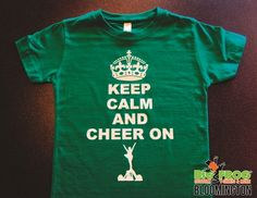 Keep Calm and get all your t-shirt needs fulfilled at Big Frog!