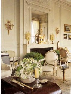 Jennifer Lopez Home and Classical Beauties in Veranda Magazine | Classical Addiction
