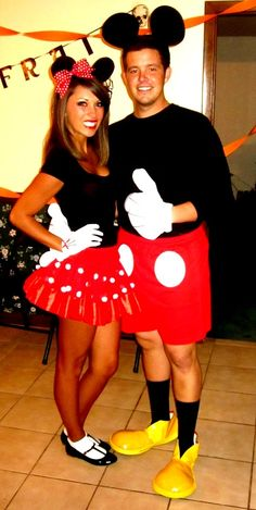 30 Complementary Couple Costume Ideas
