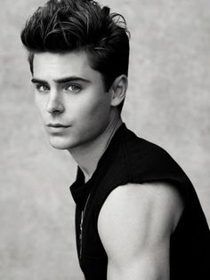 Zac Efron. Sometimes I get it, and sometimes I don't. This I get. He looks very Jared Leto, so that earns him a few more points. :)