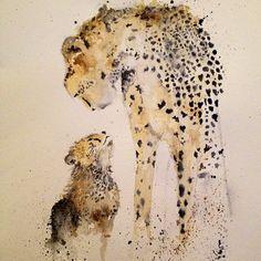 cheetah-mum-and-cub.jpg (640×640)