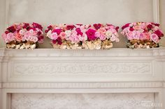 La Vie En Rose |Everything is coming up roses with this rose-inspired, pretty-in-pink photo shoot photographed by Melanie Rebane Photography| Photography: Melanie Rebane Photography
