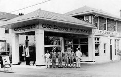 Cordon's Parkway at the corner of King and Warren in 1935 #Charleston #historic #downtown #preservation