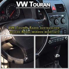 VW Touran Radio aust