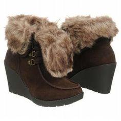 Khombu Women's Slide Fur on shopstyle.com