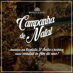 A Revista Dávila garante a visibilidade da sua campanha durante o fim de ano!