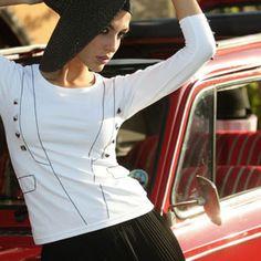 T-Shirt Donna Blazer by Tuo tua