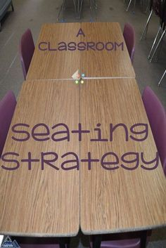 Learn about a way to seat students that benefits all involved.