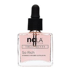 NCLA So Rich Cuticle Oil found on Polyvore featuring beauty products, nail care, nail treatments, beauty and ncla